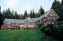 The Lodge at Lake Quinault