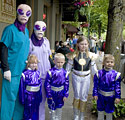 The UFO Festival in Oregon
