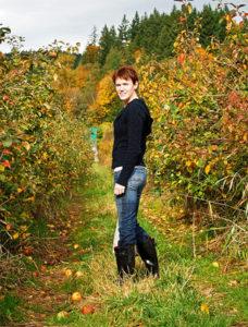 October in the Northwest: Corn Mazes, Pumpkins and Hot Cider