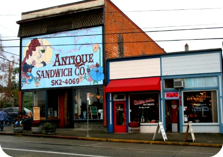 Antique Sandwich Company