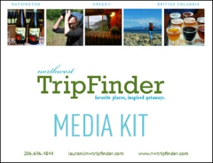 Northwest TripFinder Media Kit