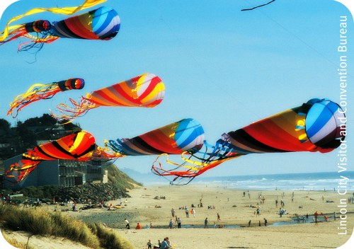 Lincoln City Kite Festival is June 25-26