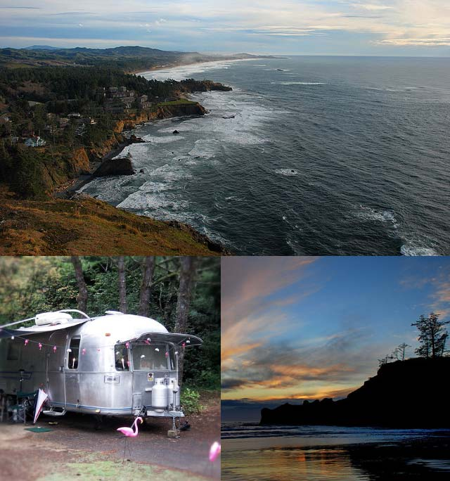 Beverly Beach State Park Camping The Oregon