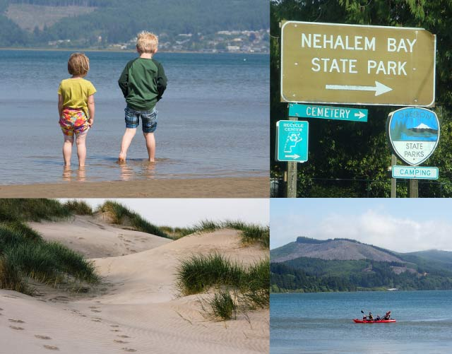 Nehalem Bay State Park. C&ing the Oregon Coast Best Places to Pitch your Tent & Five Great Oregon Coast Camping Trips | Northwest Tripfinder
