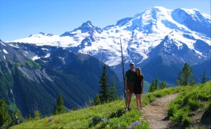 Northwest TripFinder Mount Rainier