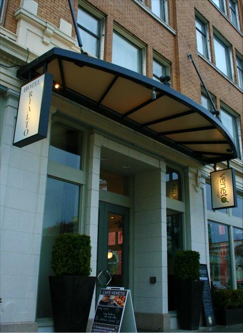 Victoria's Hotel Rialto