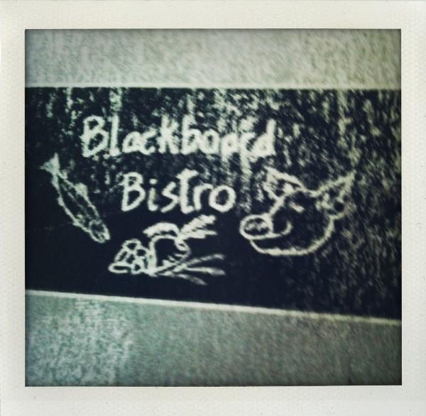 Blackboard Bistro Logo