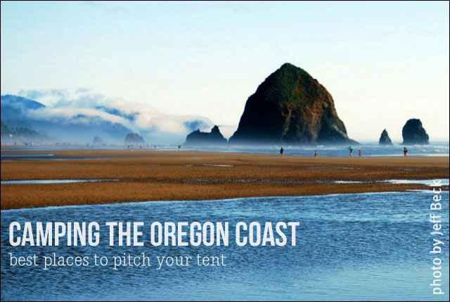 Camping the Oregon Coast