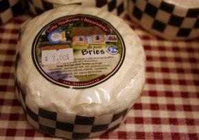 Island Bries cheese