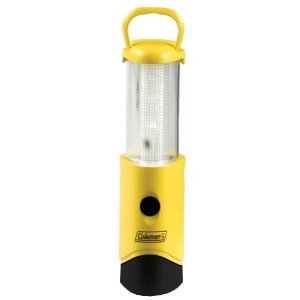 Coleman MicroPacker Compact Battery Lantern