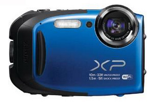 Fuji Waterproof Camera | Storm Watching Essentials