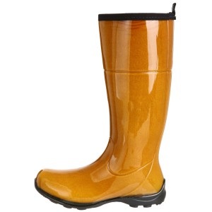 Kamik Ellie Rainboot in Yellow
