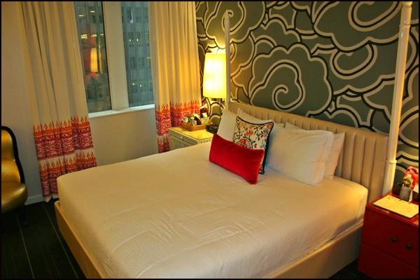 Hotel Monaco Seattle new king room