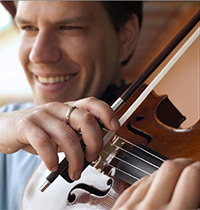 Timothy Christie will perform at the 2012 Methow Valley Chamber Music Festival