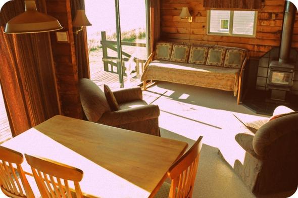 Marrowstone Cottage inside