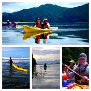 Columbia River Kayaking Tours