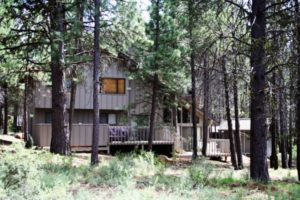 Sunriver Resort near Bend, Oregon vacation rental house