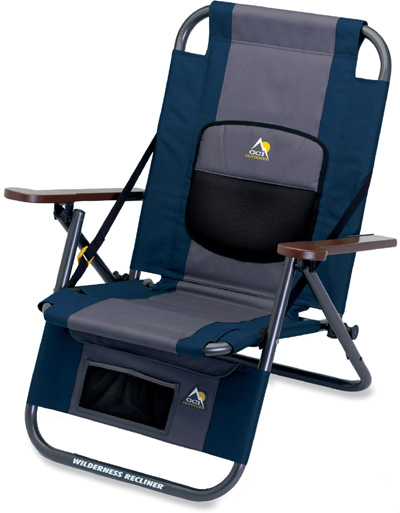 GCI Outdoors Wilderness Recliner