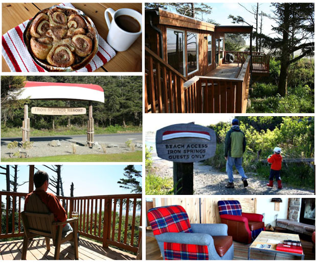 Iron Springs Resort, Copalis Beach, Washington