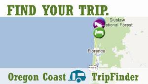 Oregon Coast TripFinder
