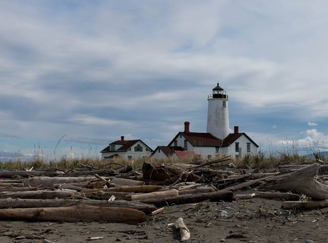 Unique Vacation Rentals: Dungeness Lighthouse