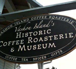 Vashon Island Coffee