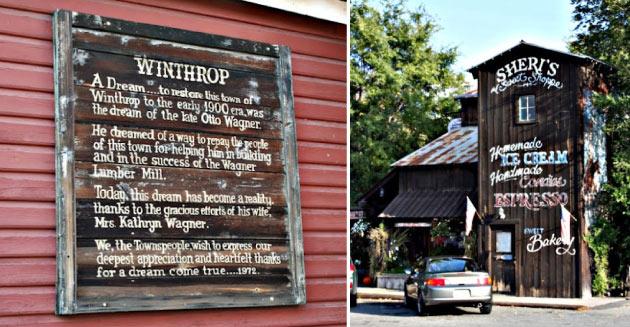 Winthrop Washington