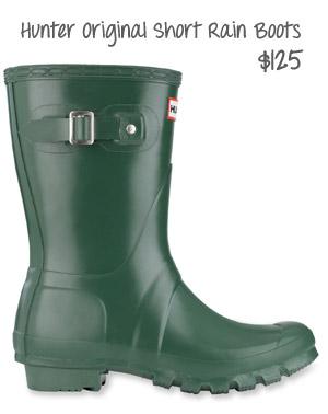 Hunter Gardener Rain Boots