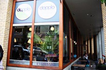 Doppio Espresso and Restaurant in Hood River Oregon
