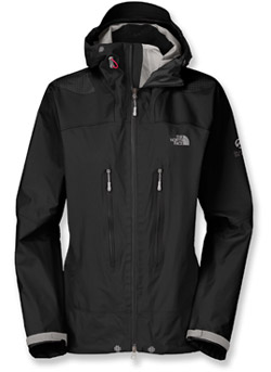 North Face Rain Parka