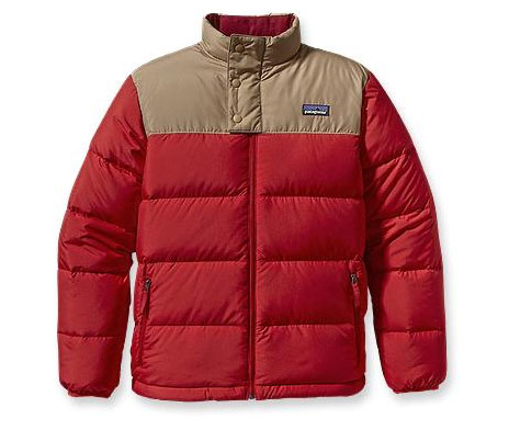 Patagonia Boys Down Jacket
