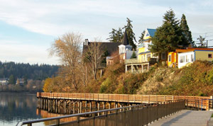 QUICK ESCAPE: Poulsbo, Washington | nwtripfinder.com (Plus check out all the other great Pacific Northwest trip ideas on this website)