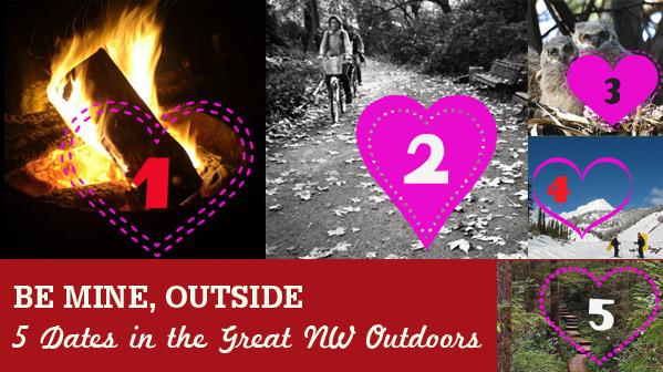 Be Mine Outside: 5 Cheap, Awesome Date Ideas in the Great Outdoors