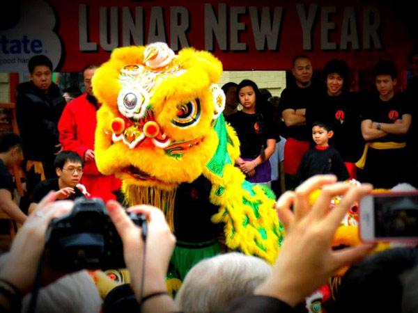Seattle Lunar New Year Celebration by Shane Farnor