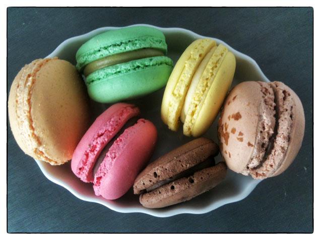 Bakery Nouveau Macarons