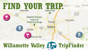 Willamette Valley TripFinder