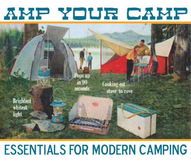 Amp your Camp: Essentials for Modern Camping | nwtripfinder.com