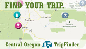 Central Oregon Trip Finder