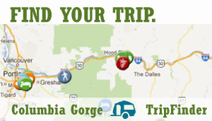 Columbia Gorge Trip Finder