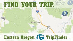 Eastern Oregon Trip Finder