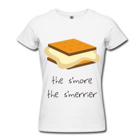 s'mores shirt