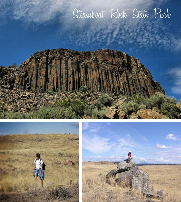 CAMP & HIKE: Steamboat Rock State Park