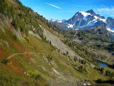 Trip Guide: Mount Baker, Washington State