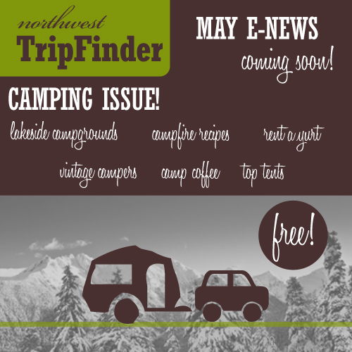 Northwest TripFinder Email Newsletter