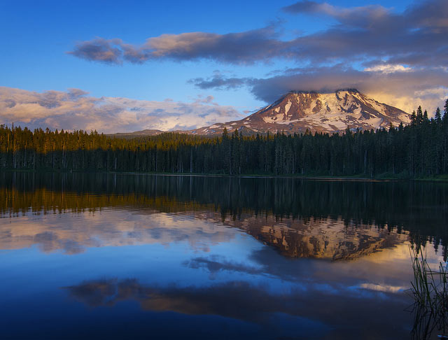 Mount Adams and Takhlakh Lake | Best Lakeside Campgrounds