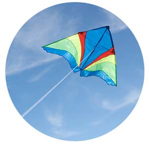 Spring Adventures: Fly a Kite