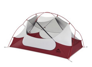 TENT: MSR Hubba Hubba 3-season backpacking tent
