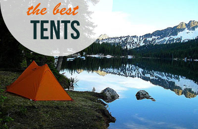 GEAR TALK: Eight Outdoor Experts Share their Favorite Tents | nwtripfinder.com