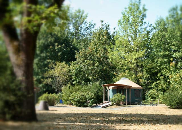Camp & Ride: Champoeg State Heritage Area in Oregon's Willamette Valley