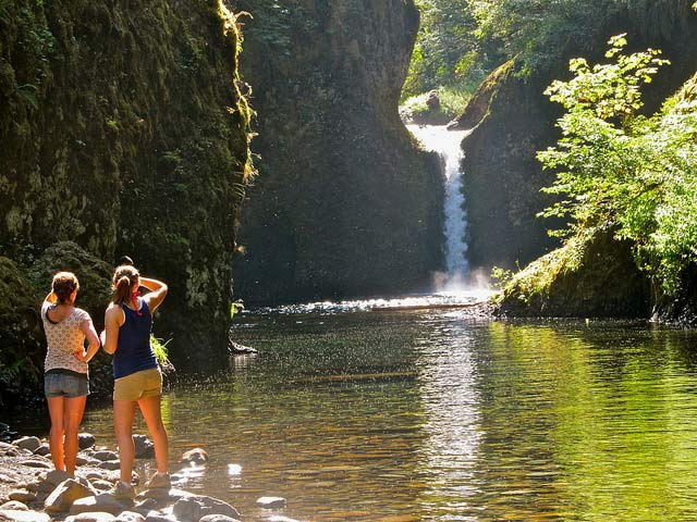 Six Easy Camping Getaways from Portland
